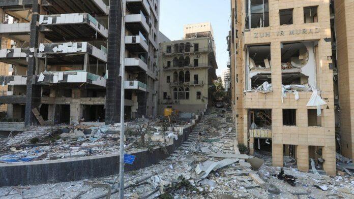 Explosión de Beirut