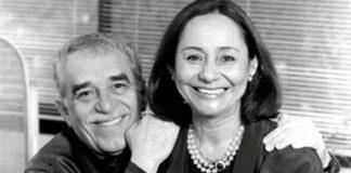 Gabriel Garcia Márquez y Mercedes Barcha Pardo