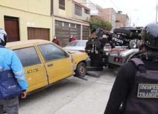 Municipio de Magdalena retiró vehículos abandonados de las calles