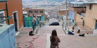 Mejoramiento de barrios