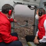 Ministro Martos supervisó cumplimiento de inmovilización obligatoria