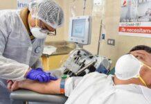 Donantes de plasma