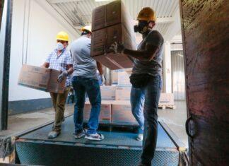 Minsa envía más de 51 toneladas de suministros a Lima y 17 regiones