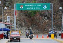 Frontera peruana