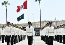 Cadetes Policía Nacional del Perú