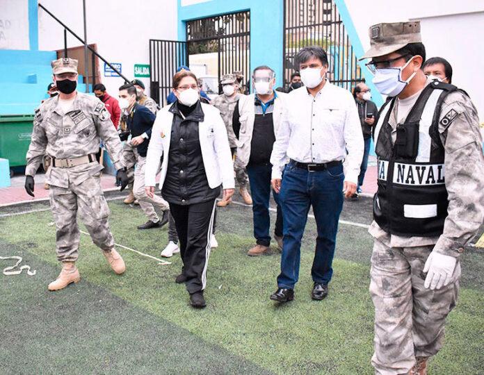 XII operativo Tayta en el Callao