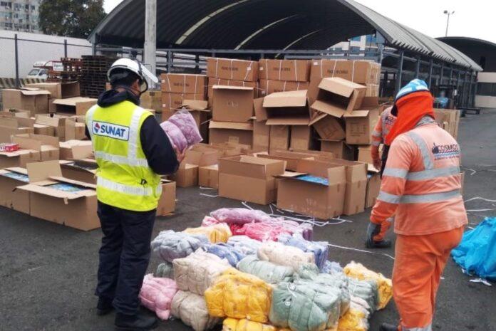 Incautan 3 800 muñecos de contrabando valorizados en S/200 000