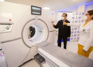 Hospital Carrión cuenta con moderno tomógrafo computarizado