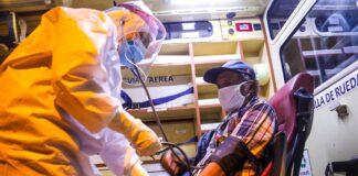 Operativo nocturno rescató a personas en situación de calle
