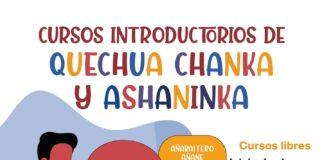 Lanzan cursos online de lenguas indígenas