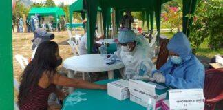 Comunidades nativas del VRAEM acceden a pruebas de coronavirus