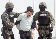 "Joaquín Archivaldo Guzmán Loera (63), mundialmente apodado como ""El Chapo"""