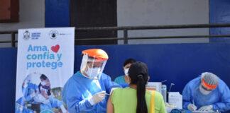 DIRESA Callao duplicó meta trazada en Jornada Nacional de Vacunación