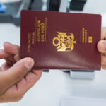 Pasaporte peruano