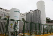 Instalan moderno tanque de oxígeno en el Rebagliati