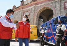 Supervisan llegada de carritos pagadores para BFU