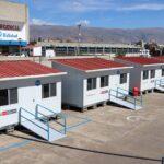Instalan 434 módulos en hospitales para enfrentar Covid-19