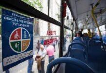Campaña informativa 'Yo respeto el asiento reservado'