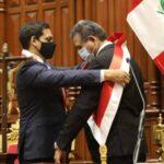 Martín Vizcarra juramenta como presidente de la República