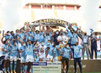 Sporting Cristal campeón en la Liga 2020