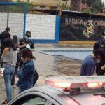 Policía cerró discoteca en donde 150 jóvenes armaron fiestón