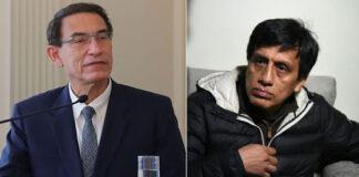 Vizcarra aceptó que se reunió con Camayo