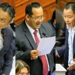 Comenzó juicio oral contra Kenji Fujimori, Ramírez y Bocángel