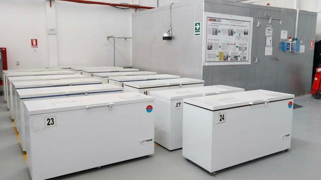 Financian adquisición de equipos de cadena de frío para vacunas Covid-19