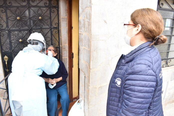 Callao realizó pruebas moleculares en XXIII Operativo Tayta