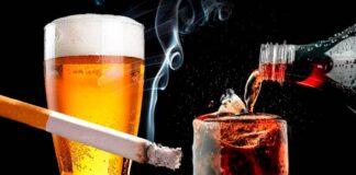 cigarrillos y licores