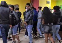 Fiestas covid-19