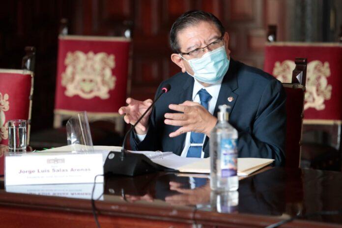 Jorge Luis Salas