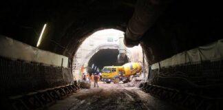 Construcción de la Línea 2 del Metro de Lima y Callao