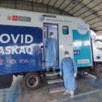 Laboratorio móvil 'Covid Maskaq'
