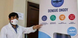 """App """"Dengue Onqoy"""" monitoreará a pacientes infectados"""