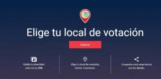 local de votación
