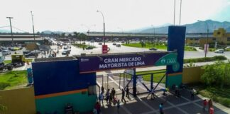 Gran Mercado Mayorista de Santa Anita