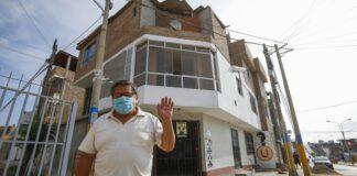 Reconstrucción de viviendas por explosión en VES