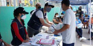 Entregan pulsioxímetros y equipos de protección a comités comunitarios