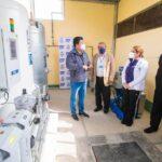 Callao tiene 5 plantas de oxígeno para hacer frente a nueva variante