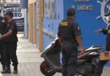 Pistoleros dispararon 6 veces contra exrecluso en puerta de cevichería
