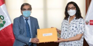 Bermúdez ya tiene informe del 'Vacunagate'