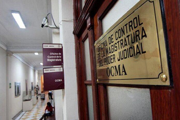 Oficina Nacional de Control de la Magistratura