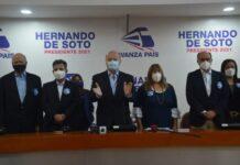 Hernando de Soto, Avanza País