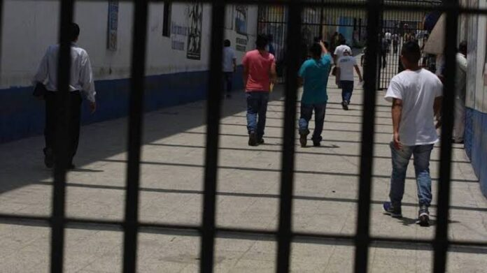 Población penitenciaria