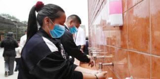 Minedu instalará lavamanos en 15 mil colegios