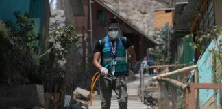 Realizan desinfección en asentamientos de SJL