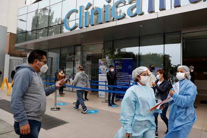 clinicas-se-quedan-sin-capacidad-para-atender-a-pacientes