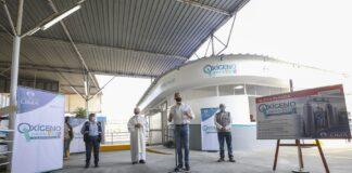 Planta de oxígeno de SJL brindará servicio gratuito
