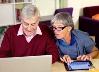 Tecnología en el adulto mayor